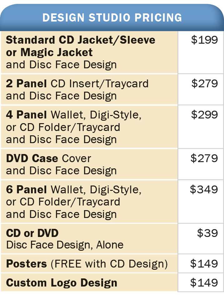 Design-Studio-Pricing 2016